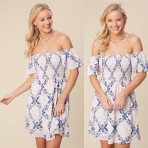 Altar'd State Summer Dress
